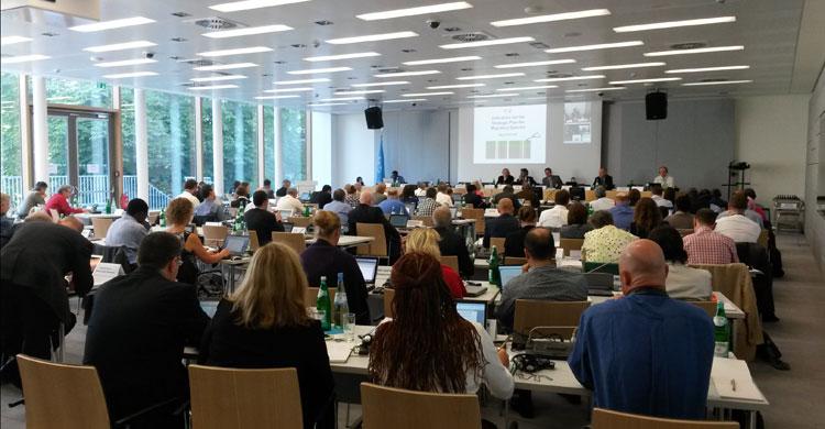 Scientific Council sets course for CMS COP11 © Florian Keil (UNEP/AEWA Secretariat)
