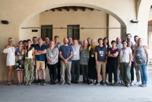 Workshop participants in Padua. © Cristina Otero Sabio